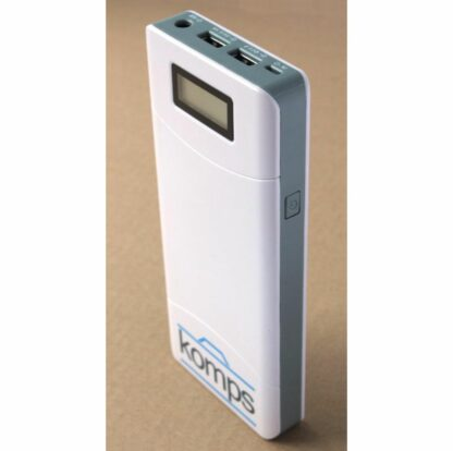 P66 power bank upright